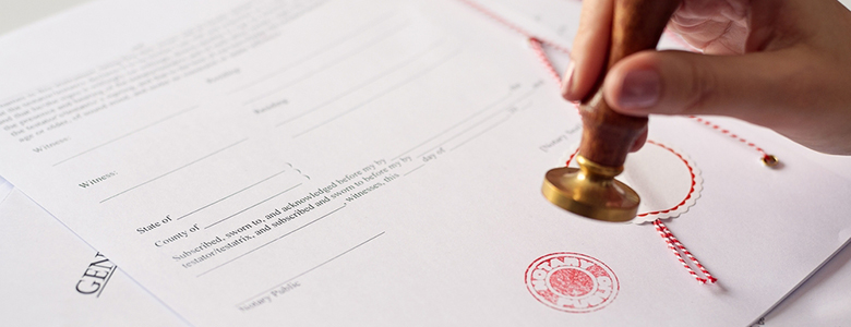 notary services general counsel